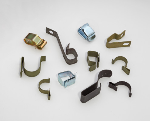 Wire  Clips | Die Co Inc Wire Harness And Cable Clips